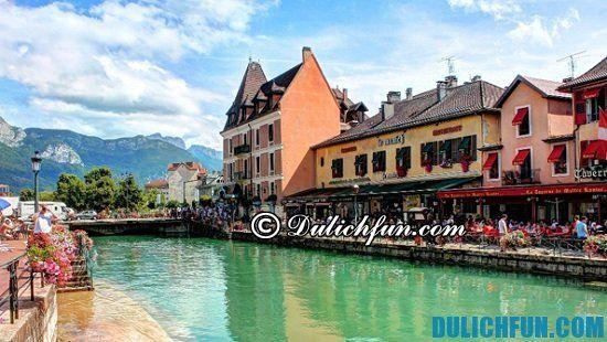 Nên đi du lịch Lyon vào mùa nào là đẹp nhất? Thời điểm đi du lịch Lyon đẹp nhất
