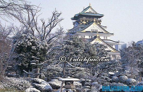 Đi du lịch Osaka mùa nào đẹp nhất? Thời điểm nên đi du lịch Osaka