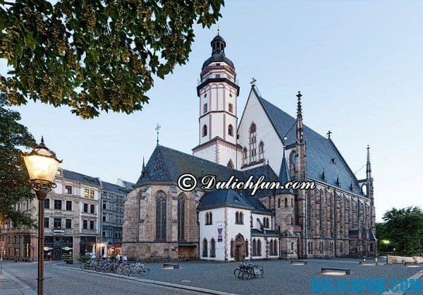 Leipzig thành phố lớn đẹp tại Đức, điểm du lịch Đức hấp dẫn, nổi tiếng. Khám phá những điểm du lịch đẹp tại Đức