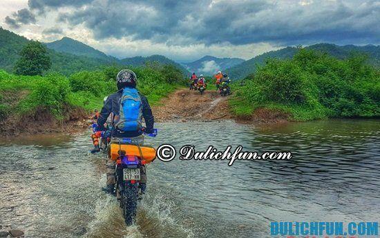 Địa chỉ cho thuê xe máy uy tín ở Hà Giang