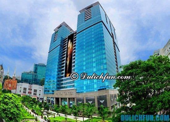 Trung tâm mua sắm lớn nhất Sài Gòn: Địa chỉ mua sắm hàng hiệu ở Sài Gòn