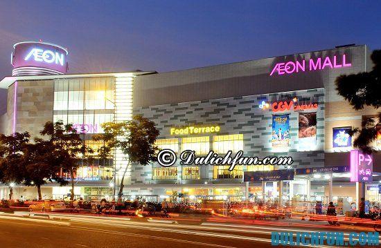 Trung tâm thương mại nổi tiếng chất lượng ở Sài Gòn: Địa chỉ mua sắm hàng cao cấp ở Sài Gòn