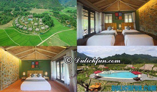 Tư vấn nhà nghỉ, khách sạn đẹp ở Mai Châu vị trí thuận lợi: Nơi nghỉ dưỡng lý tưởng ở Mai Châu Hòa Bình