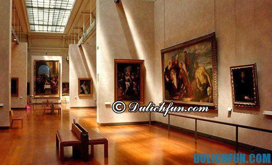 Viện bảo tàng mỹ thuật, điểm tham quan, du lịch nổi tiếng ở Lyon