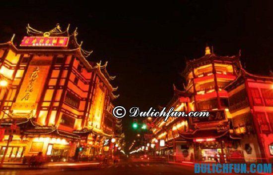 Vườn Yuyuan, một trong những địa điểm tham quan, du lịch nổi tiếng ở Thượng Hải bạn không nên bỏ lỡ - Nên đi đâu chơi khi du lịch Thượng Hải? Địa điểm du lịch nổi tiếng ở Thượng Hải