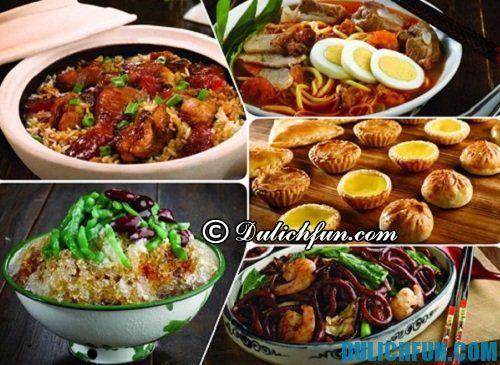 Top những món ăn ngon nổi tiếng ở Singapore không thể chối từ