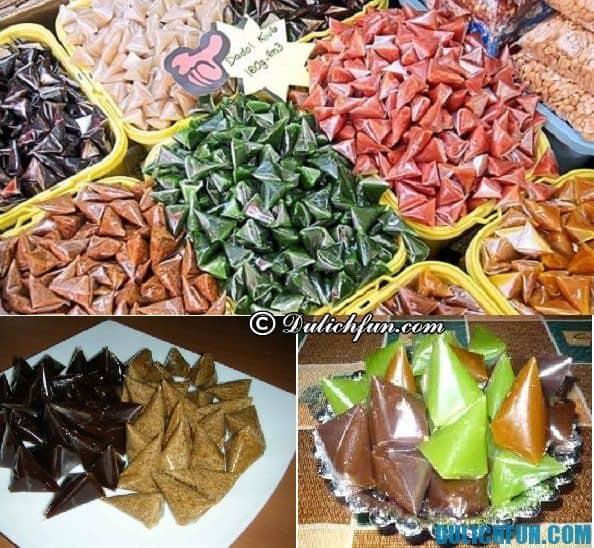 Ẩm thực Malaysia. Ẩm thực đường phố Malaysia