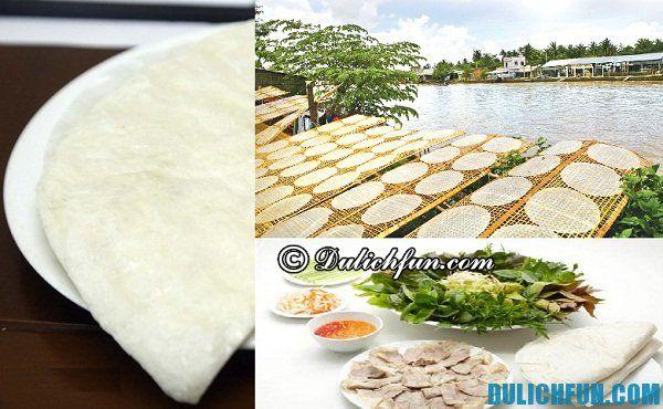 Đặc sản nổi tiếng nhất ở Tây Ninh nên mua làm quà: Món ăn ngon nổi tiếng ở Tây Ninh