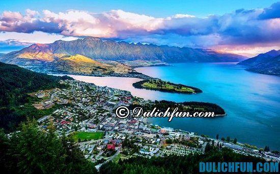 Tổng hợp những kinh nghiệm du lịch New Zealand đầy đủ, chi tiết nhất