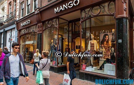 Mua gì, ở đâu khi du lịch Hà Lan? Con đường Beurstraverse, địa điểm mua sắm chất lượng, nổi tiếng ở Hà Lan - Kinh nghiệm du lịch Hà Lan giá rẻ