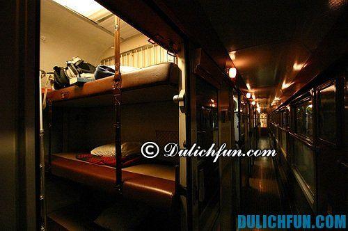 Kinh nghiệm du lịch Châu Âu bằng tàu hỏa đơn giản, thuận lợi: di chuyển bằng tàu đêm
