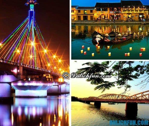 Kinh nghiệm du lịch Huế - Đà Nẵng - Hội An