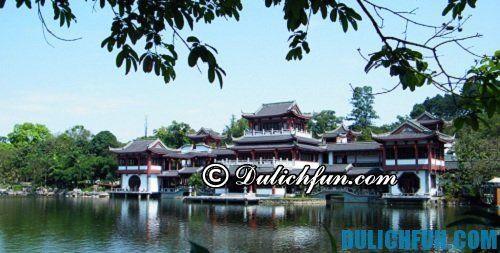 Chia sẻ kinh nghiệm du lịch Nam Ninh tự túc, chi tiết, giá rẻ: Hướng dẫn tour du lịch Nam Ninh