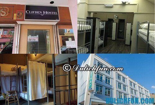 Hướng dẫn đặt phòng khách sạn giá rẻ ở Singapore chất lượng, tiện nghi
