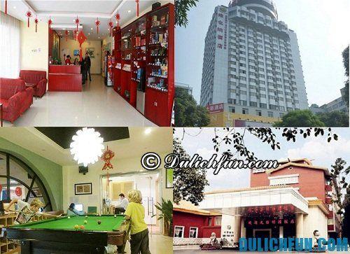 Du lịch Nam Ninh ở đâu tốt nhất? địa chỉ khách sạn ở Nam Ninh giá rẻ