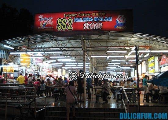 Du lịch Kuala Lumpur nên ăn uống ở đâu? Quán ăn nhà hàng ngon rẻ ở Kuala Lumpur