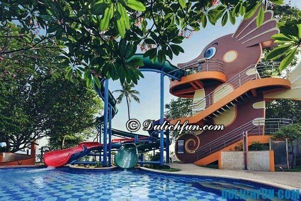 Khu vui chơi giải trí hấp dẫn ở Jakarta. ĐIểm du lịch đẹp ở Jakarta