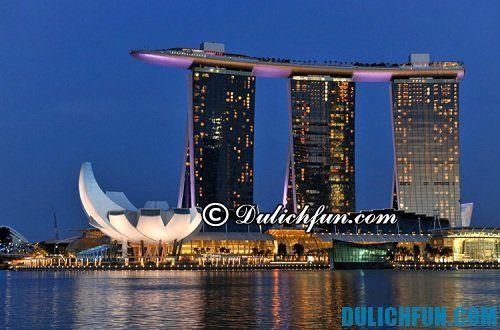 Kinh nghiệm, hướng dẫn đặt phòng khách sạn ở Singapore giá rẻ, chất lượng