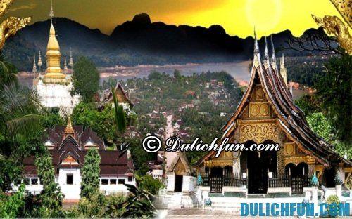 Tổng hợp kinh nghiệm du lịch Luang Prabang giá rẻ, vui vẻ