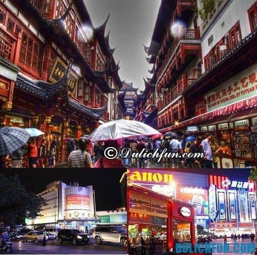 Kinh nghiệm mua sắm ở Nam Ninh: những địa chỉ mua sắm ở Nam Ninh giá rẻ, chất lượng