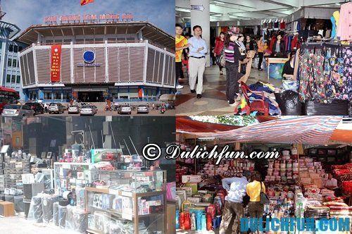 Kinh nghiệm du lịch mua sắm ở Trà Cổ - Móng Cái: những địa điểm mua sắm ở Trà Cổ - Móng Cái chất lượng, giá rẻ