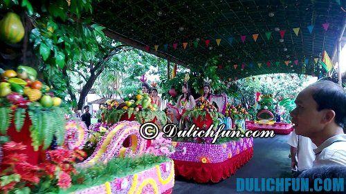 Du lịch Suối Tiên vào dịp lễ hội: những lễ hội đặc sắc ở Suối Tiên