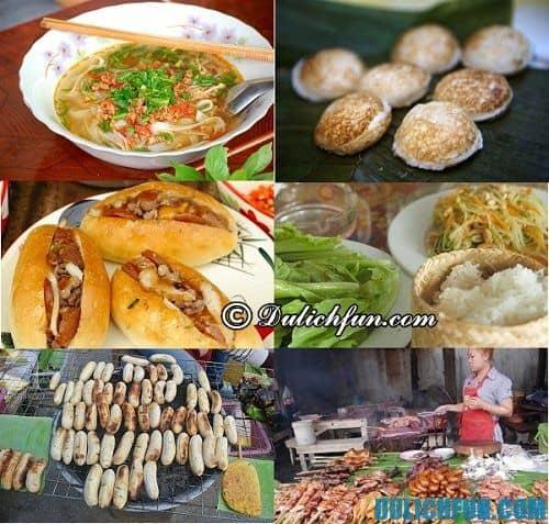 Hướng dẫn du lịch bụi Luang Prabang giá rẻ, vui vẻ bất ngờ: những món ăn ngon hấp dẫn ở Luang Prabang