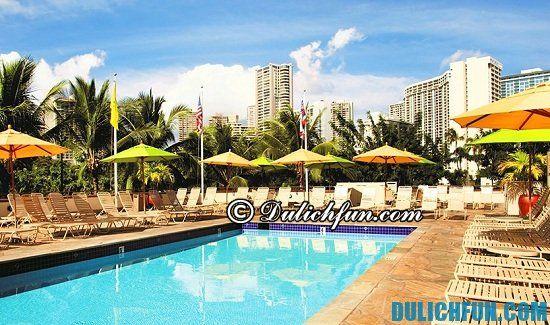 Ở đâu khi du lịch Hawaii? Những nhà nghỉ, khách sạn đẹp, nổi tiếng ở Hawaii