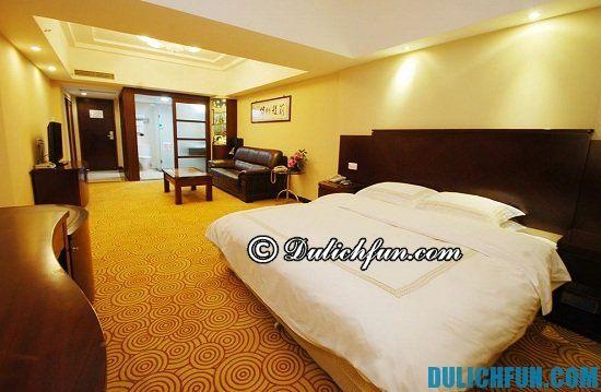 Lưu trú ở đâu khi du lịch Quảng Châu? Những nhà nghỉ, khách sạn đẹp ở Quảng Châu