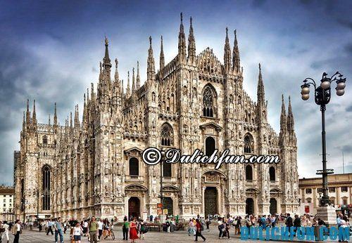 Những điểm đến không thể bỏ qua khi tới Italia: thành phố Milan