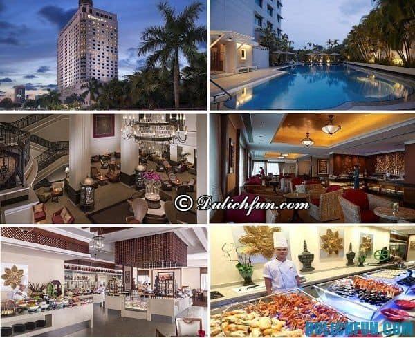 Nhà nghỉ, khách sạn ở Yangon. Cẩm nang du lịch Yangon, Myanmar