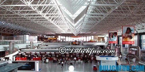 Phương tiện di chuyển từ sân bay vào trung tâm thành phố Rome - Kinh nghiệm du lịch Italia Ý giá rẻ
