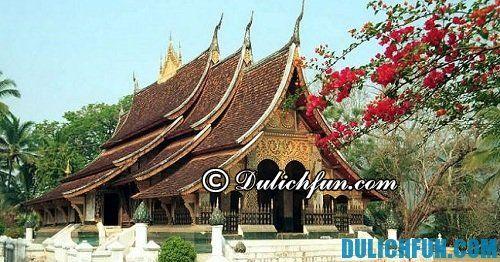 Du lịch Luang Prabang thời điểm nào đẹp nhất trong năm?