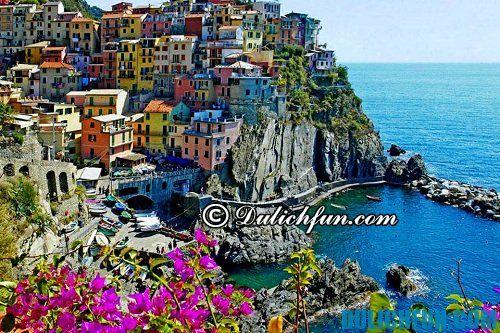Kinh nghiệm du lịch Italia: thời điểm đẹp du lịch Italia. Nên đi đâu chơi khi du lịch Italia?