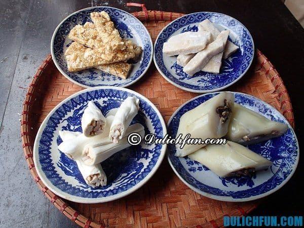 Kinh nghiệm du lịch Đường Lâm - Đặc sản Đường Lâm: Ăn gì khi đi du lịch làng cổ Đường Lâm