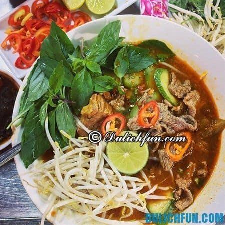 Các quán hủ tiếu ngon ở Sài Gòn: Địa chỉ ăn hủ tiếu ngon nổi tiếng ở Sài Gòn
