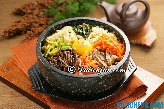 Du lịch Seoul nên ăn ở đâu ngon? Địa chỉ các quán ăn ngon, giá rẻ ở Seoul đông khách