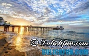 Bãi biển Malibu, địa điểm tham quan nổi tiếng nhất ở Los Angeles nhất định bạn phải tới