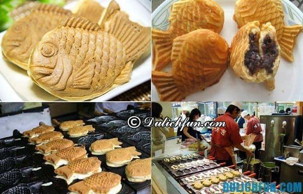 Những món ăn đường phố ở Nhật Bản nhìn là thèm. Các món ngon đường phố ở Nhật Bản không nên bỏ qua hấp dẫn, nổi tiếng, thu hút...
