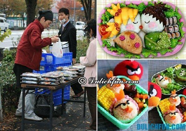 Món ăn đường phố hấp dẫn ở Nhật Bản: Ẩm thực đường phố ngon bổ rẻ ở Nhật Bản