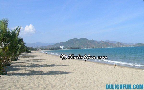 Du lịch biển Ninh Chữ vào thời gian nào đẹp? Thời điểm du lịch đẹp nhất ở Ninh Chữ? Kinh nghiệm du lịch Ninh Chữ