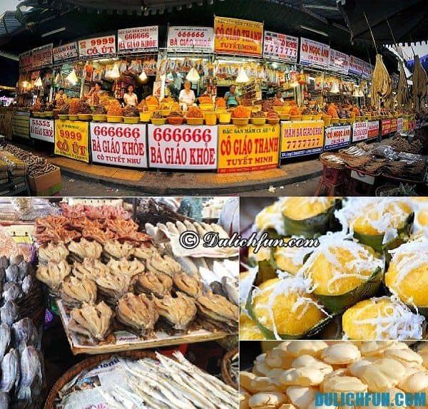 Các món ăn ngon ở Châu Đốc. Hướng dẫn du lịch Châu Đốc giá rẻ
