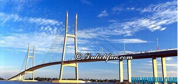 Nơi ngắm cảnh, chụp ảnh đẹp ở Tiền Giang. Những địa điểm du lịch hấp dẫn, nổi tiếng ở Tiền Giang