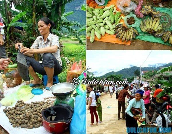 Các điểm du lịch ở Pù Luông. Kinh nghiệm phượt Phù Luông