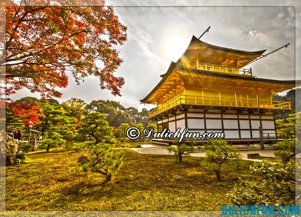 Tham quan. du lịch Nhật Bản 6 ngày 5 đêm: điểm đến, nơi vui chơi, ngắm cảnh đẹp