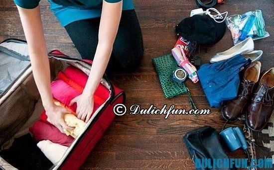 Du lịch Na Uy cần chuẩn bị những gì? Những vật dụng cần mang theo khi du lịch Na Uy - Kinh nghiệm du lịch Na Uy