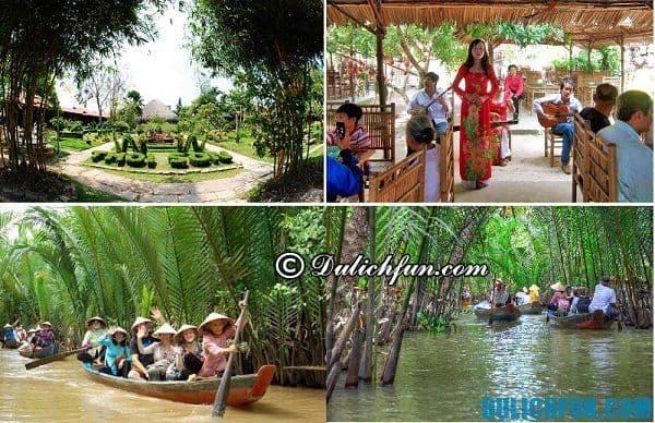 Địa điểm du lịch nổi tiếng ở Tiền Giang: Nơi vui chơi hấp dẫn ở Tiền Giang