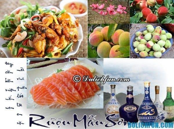 Du lịch Mẫu Sơn nên ăn gì? Đặc sản, món ăn ngon ở Mẫu Sơn. Kinh nghiệm phượt, chinh phục Mẫu Sơn