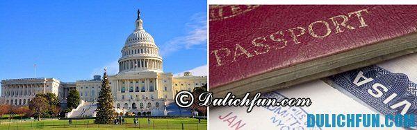 Kinh nghiệm du lịch Washington từ A-Z, cách đặt phòng và vé máy bay đi Washington nhanh nhất
