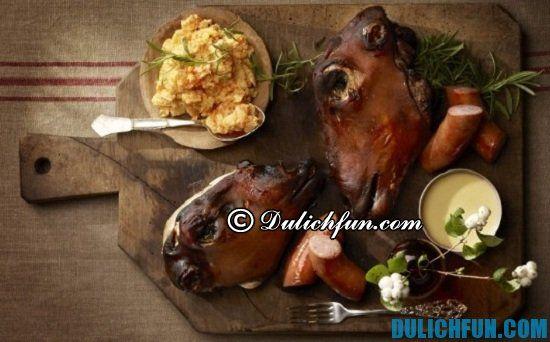 Nên ăn gì khi du lịch Na Uy? Những món ăn ngon, đặc sản nổi tiếng ở Na Uy nhất định bạn phải thử - Kinh nghiệm du lịch Na Uy